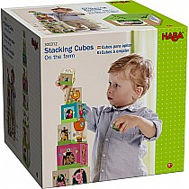 On the Farm Stacking Cube