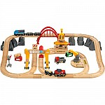 Brio Cargo Railroad Deluxe Set