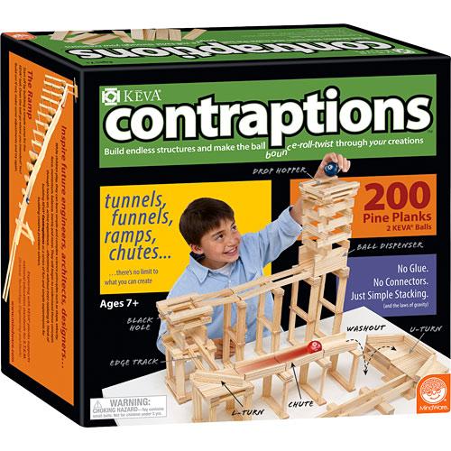KEVA Contraptions 200 Plank Set
