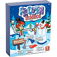 Frozen Science by Be Amazing Toys