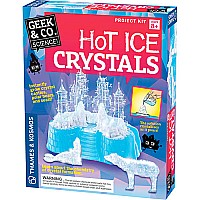 Geek & Co. Hot Ice Crystals