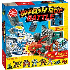 Klutz Smash Bot Battle