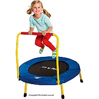Fold and Go Trampoline by The Original Toy Company