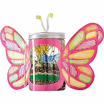Sparkle N' Grow Butterfly Terrarium