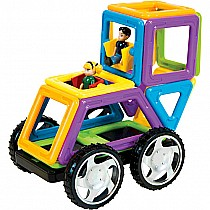 Magformers Wow Vehicle 27 pc Set