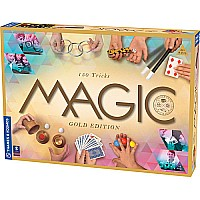 Magic Gold Edition Set - 150 Tricks