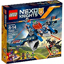 LEGO Nexo Knights - Aaron Fox's Aero-Striker V2