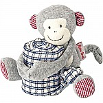 Carlo Monkey Towel Doll