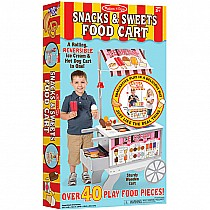 Snacks & Sweet Cart