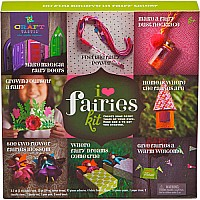 Craft-tastic - I Love Fairies Kit