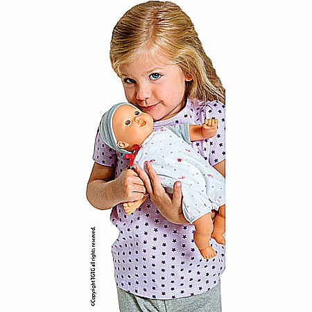 Mon Premier Bébé Calin Bisou - Interactive Doll