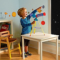 GeoSafari Jr. My First Telescope - Includes a Free Gift with Purchase