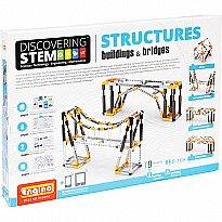 Engino Structures: Buildings & Bridges