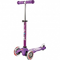 Mini Deluxe Scooter - Purple