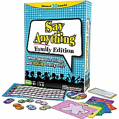 Say Anything Family Edition Game