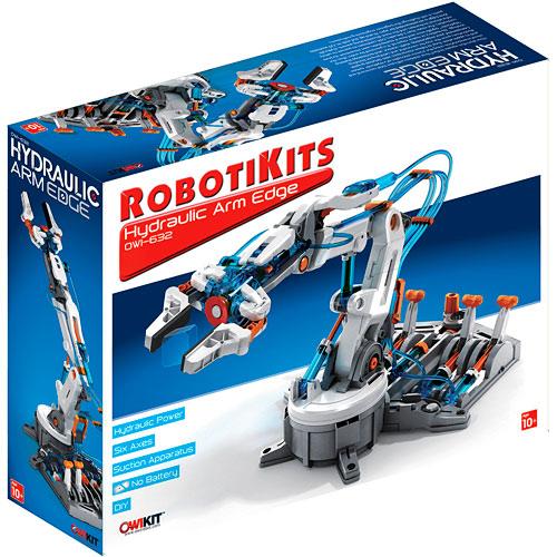 Hydraulic Arm Kit : Hydraulic arm edge timbuk toys