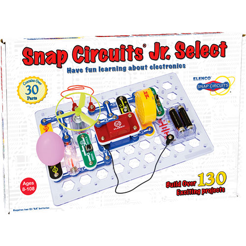 snap circuit elenco parts manual