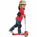 Mini Kickboard Scooter - Orange