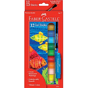 Faber Castell Gel Sticks
