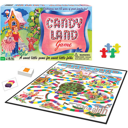 Candy Land Anniversary Ed Geppetto039s Toys Winning Moves