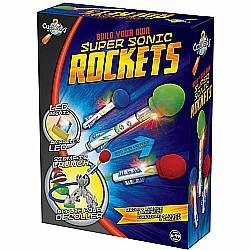 Build Your Own Super Sonic Rockets