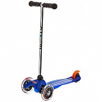 Blue Mini Kick Scooter