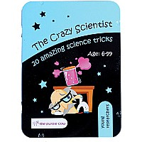 The Crazy Scientist - Young Researchers