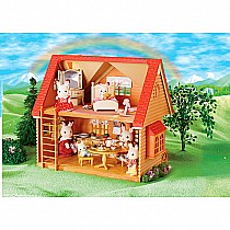 Calico Critters Cozy Cottage Starter Home