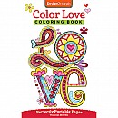 Perfectly Portable Coloring Book - Color Love
