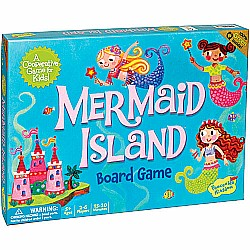 Mermaid Island Board Game