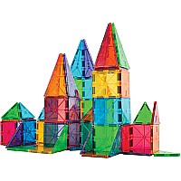 Magna-Tiles™ Clear Colors 48 Piece DX Set