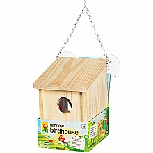 Window Birdhouse