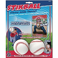Stikballs and Strike-Zone Target