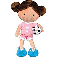 Nici Wonderland MiniSophie Soccer Player