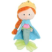 Nici Wonderland MiniDebbie Mermaid Bath Doll