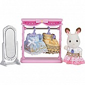 Calico Critters Dressing Area Set