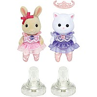 Calico Critters Ballerina Friends