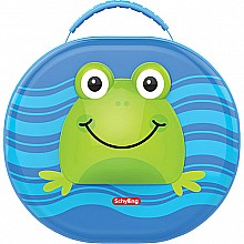 Frog Cushie Carry-All