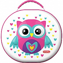 Owl Cushie Carry-All