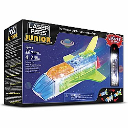 Laser Pegs Junior - Space
