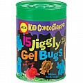 15 Jiggly Gel Bugs