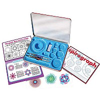 Spirograph Design Set by Kahootz