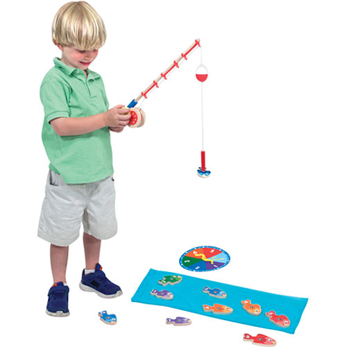 Catch count fishing game the learning tree for Catch and count fishing game