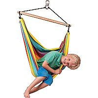 IRI Rainbow Kids Hammock Chair