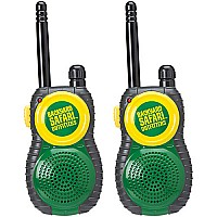 Backyard Safari Walkie Talkies