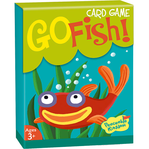 Go fish card game play matters toys for Fish card game