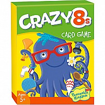 Crazy 8s Card Game