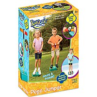 Kidoozie Counting Pogo Jumper