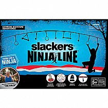 Slackers NinjaLine 36' Intro Kit - 7 Obstacles