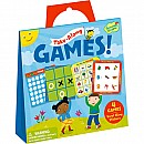 Take-Along Games! Sticker Tote
